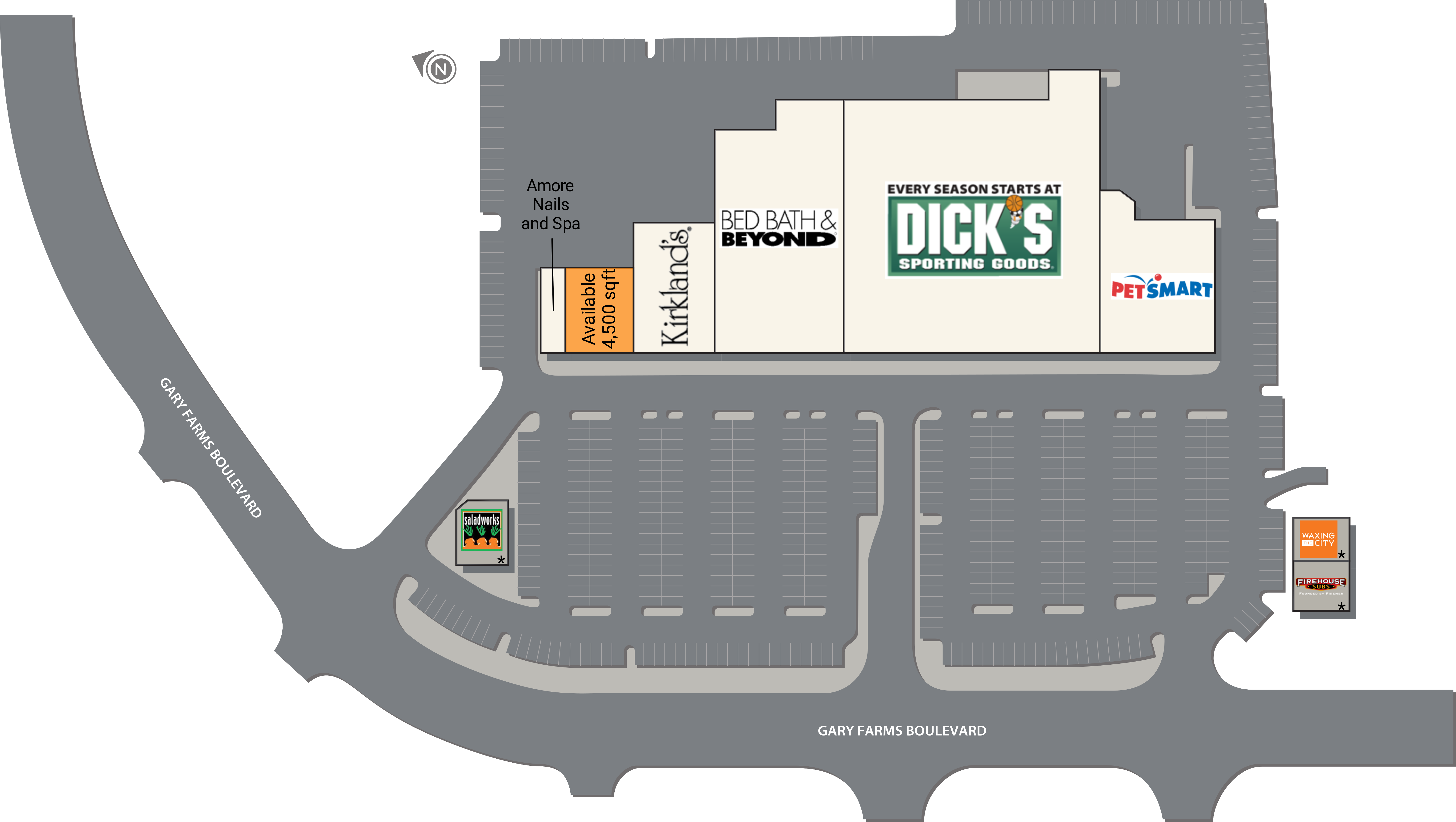 Bowling Green Ky Shoppes Of Gary Farms Retail Space Cim Group