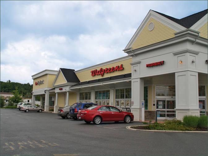 Walgreens & Key Bank