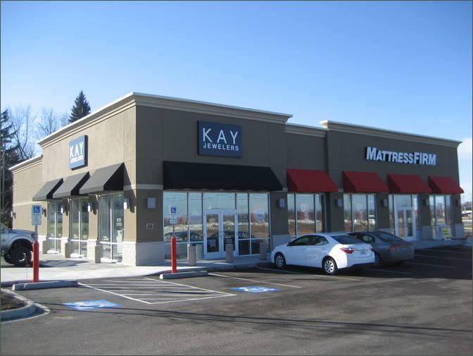 Mattress Firm & Kay Jewelers