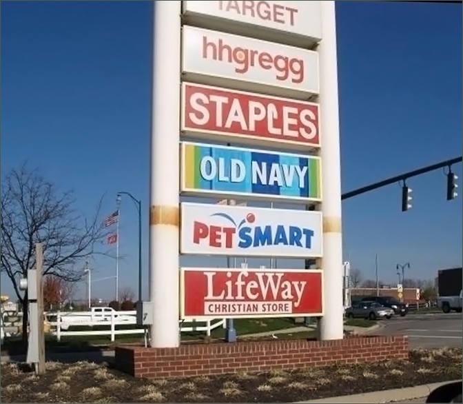 PetSmart & Old Navy