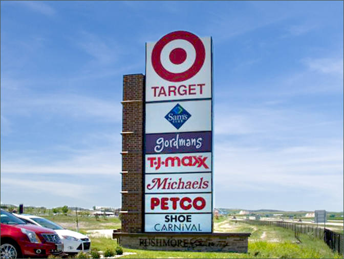 Rapid City SD: Rushmore Crossing - Retail Space - CIM Group