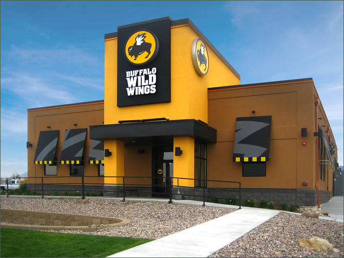 Shoe Carnival & Buffalo Wild Wings