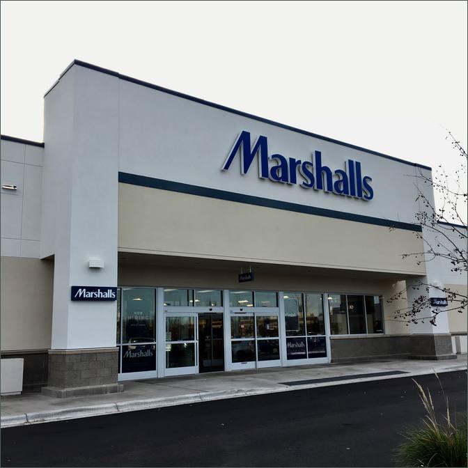Marshalls & Petco