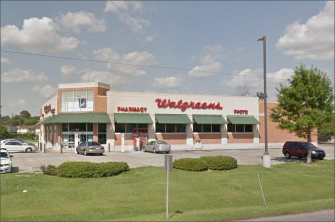 Walgreens LA-Baton Rouge