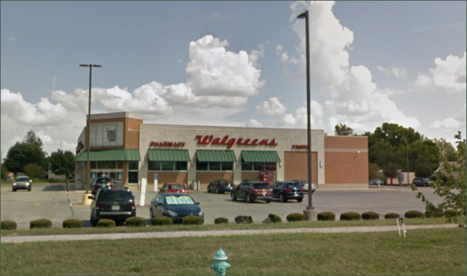 Walgreens IN-Indianapolis(Washington)