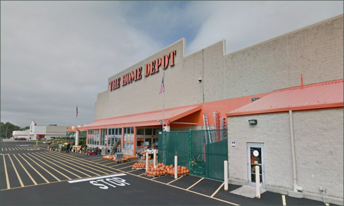 North Canton Oh Home Depot Oh North Canton Retail Space Cim Group