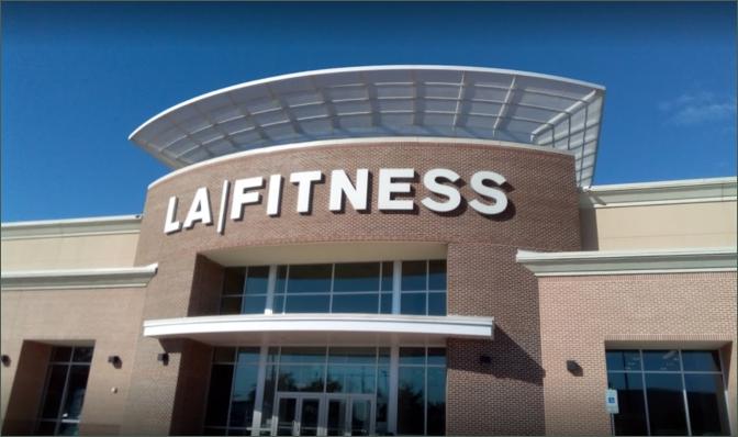 LAFitness TX-Garland
