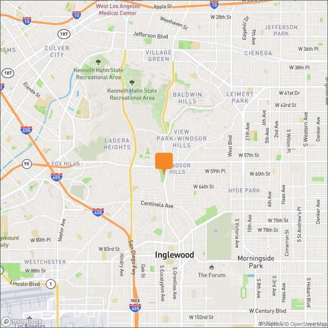 Los Angeles Ca United Oil Ca L A Slauson Retail Space Cim Group
