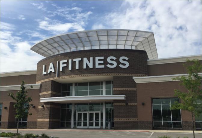 LA Fitness IL-NewLenox