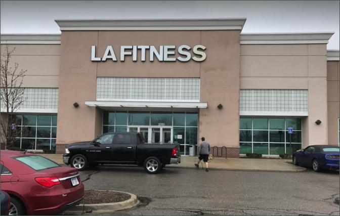 LA Fitness MI-Bloomfield Hills